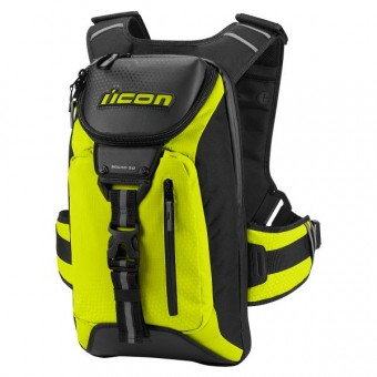 Motorcycle Backpacks ICON Squad 3 Mil-Spec Yellow