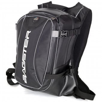 Motorcycle Backpacks Bagster Track Black