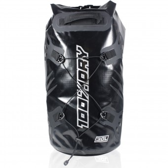 Motorcycle Backpacks Darts Tube 100% Dry 30L Black