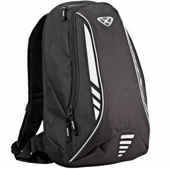 Motorcycle Backpacks Ixon X-Street Black White