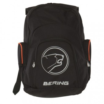 Motorcycle Backpacks Bering Bilbo Black