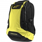 Motorcycle Backpacks Alpinestars Charger Backpack Black Yellow Fluro