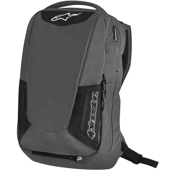 Motorcycle Backpacks Alpinestars City Hunter Backpack Black Grey