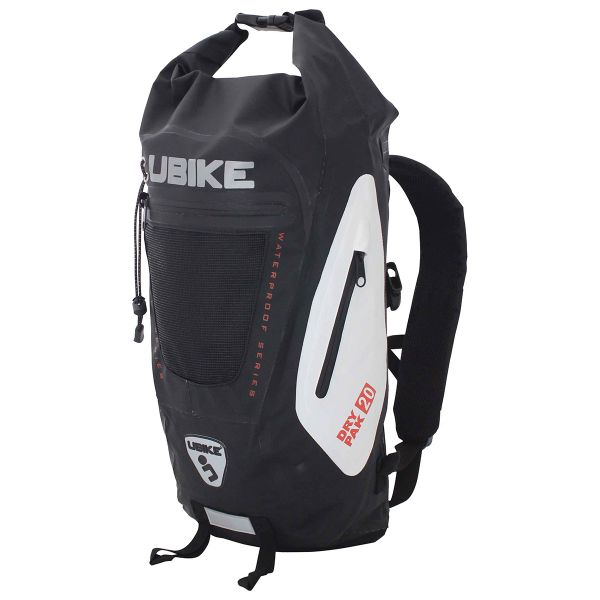 Motorcycle Backpacks UBIKE Easy Pack + 20L Black