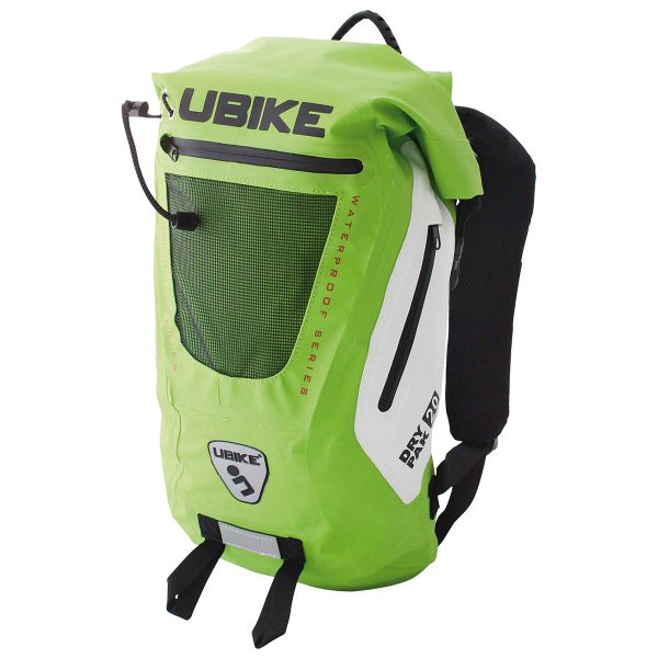 Motorcycle Backpacks UBIKE Easy Pack 20L Green
