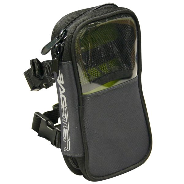 Motorcycle Backpacks Bagster Flex Black Anthracite