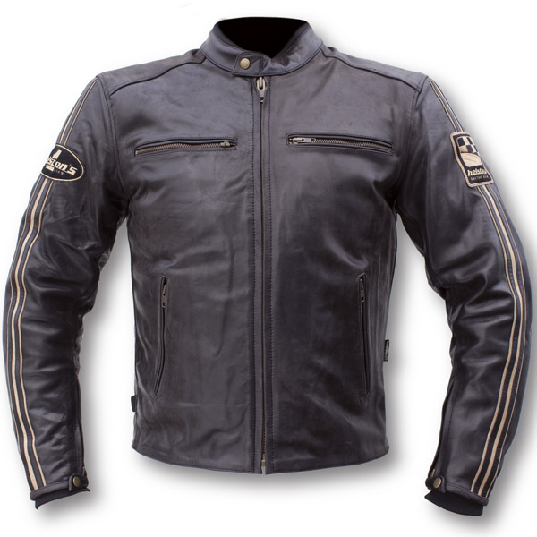 motorcycle jackets helstons ace brown at the best price. Black Bedroom Furniture Sets. Home Design Ideas