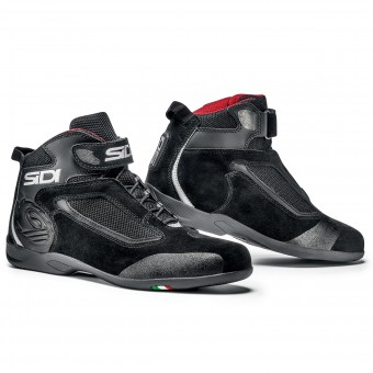 Motorcycle Trainers SIDI Gas Black
