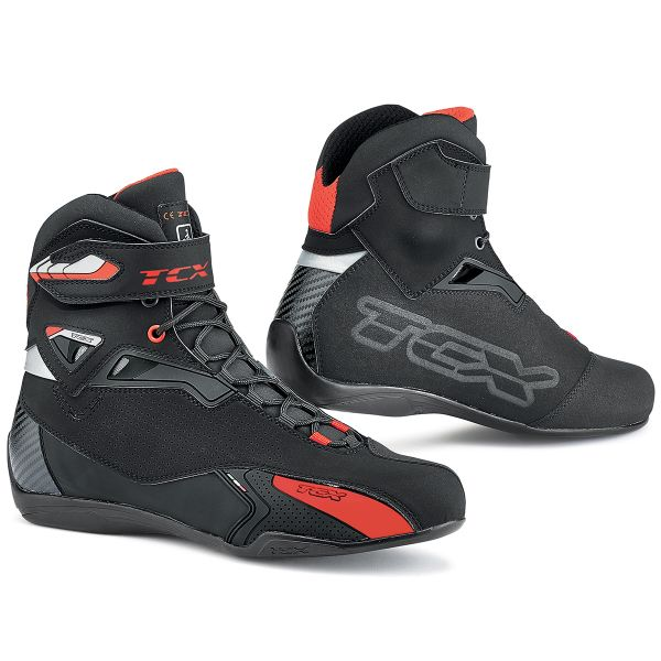 Motorcycle Trainers TCX Rush Black
