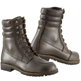 Motorcycle Boots Stylmartin Indian Brown