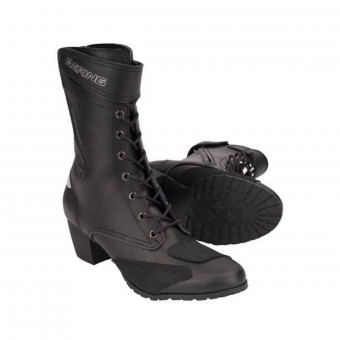 Motorcycle Boots Bering Lady Morgane Black