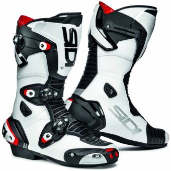 Motorcycle Boots SIDI Mag 1 Black White