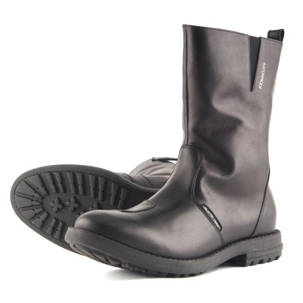Motorcycle Boots V'Quattro Reck Black