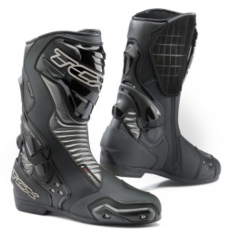 Motorcycle Boots TCX S-Speed Waterproof Black Graphite