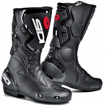 Motorcycle Boots SIDI Fusion Lei Black
