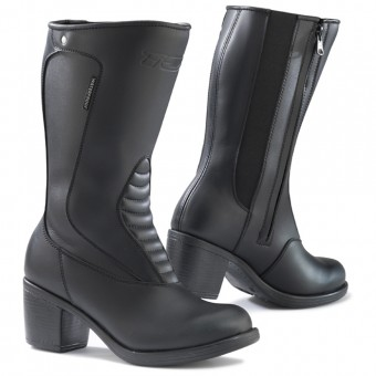 Motorcycle Boots TCX Lady Classic Waterproof Black