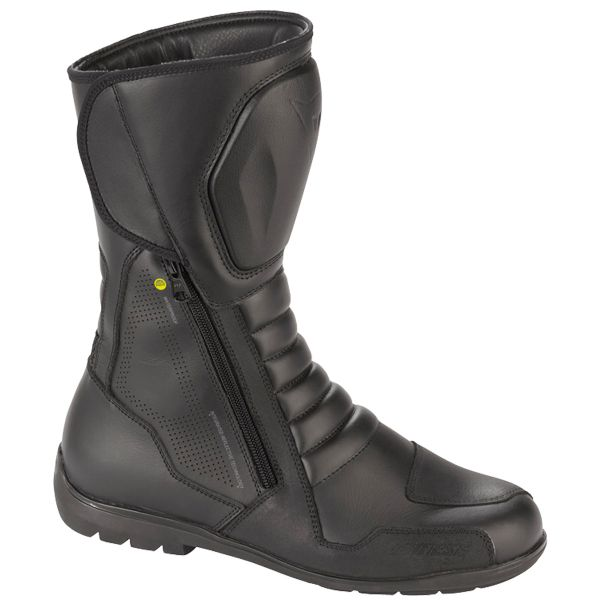 Motorcycle Boots Dainese Long Range C2 D-WP Black