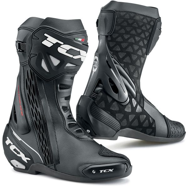 Motorcycle Boots TCX RT-Race Black