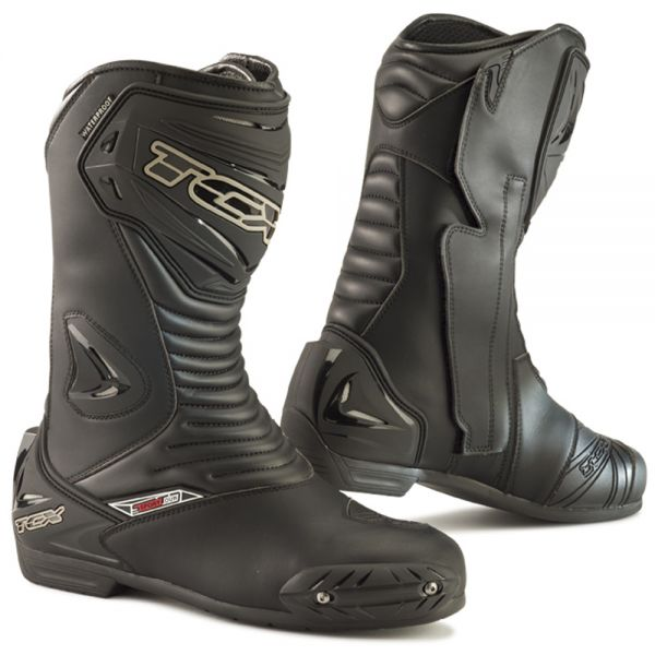 Motorcycle Boots TCX S-Sportour Evo Waterproof Black