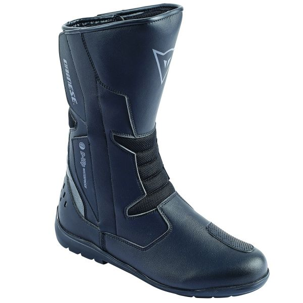 Motorcycle Boots Dainese Tempest D-Waterproof Black Carbon