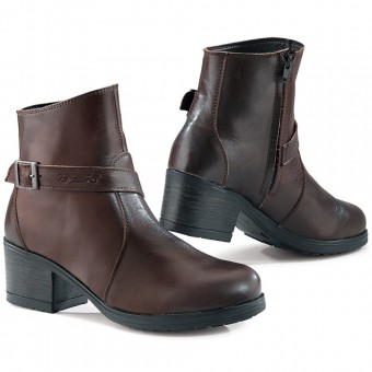 Mid-Boots TCX X-Boulevard Waterproof Brown