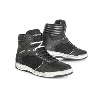 Motorcycle Shoes Stylmartin Atom Black