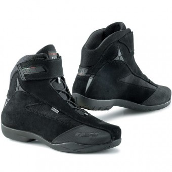 Motorcycle Shoes TCX Jupiter Evo Gore-Tex Black