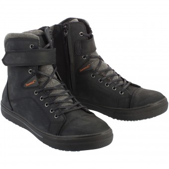Motorcycle Shoes Soubirac Atomic Black