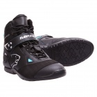 Mid-Boots Bering Lady Plasma Black Turquoise