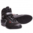 Mid-Boots Bering Plasma Black Red