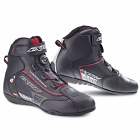 Mid-Boots Ixon Soldier Black Red
