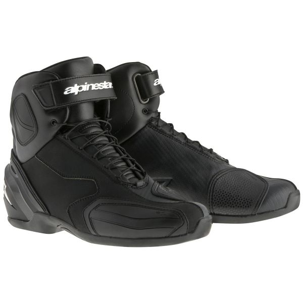 Motorcycle Shoes Alpinestars SP-1 Boot Black
