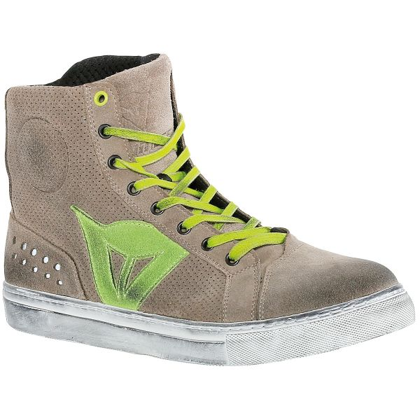 Motorcycle Shoes Dainese Street Biker Air Sand