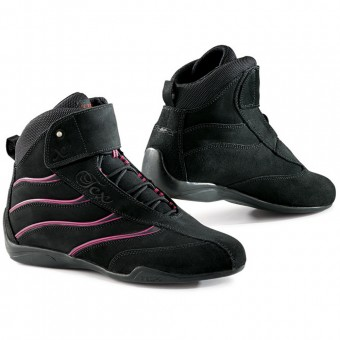 Motorcycle Shoes TCX X-Square Lady Black Pink