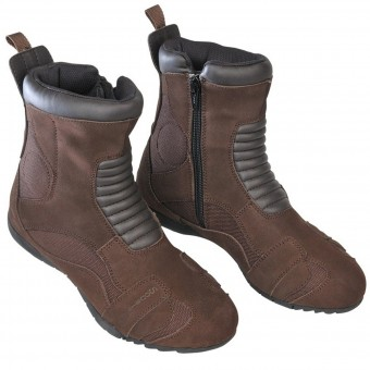 Motorcycle Shoes Soubirac Zora Brown