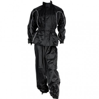 Motorcycle Rain Suit MAD Ensemble Jacket Trousers Pluie