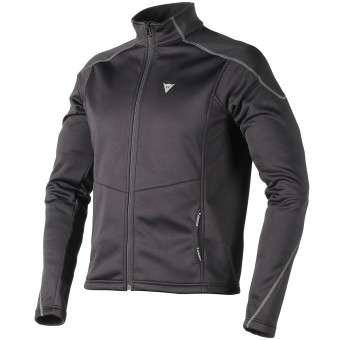 Base Layer Shirts Dainese No-Wind Layer D1 Black