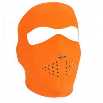 Masks Zanheadgear Hi Vision Orange