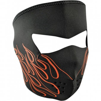 Masks Zanheadgear Orange Flame