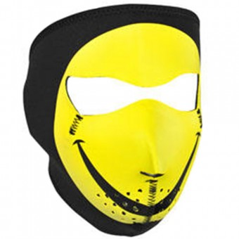 Masks Zanheadgear Smiley Face