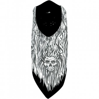 Motorcycle Neck Warmers Zanheadgear Neodannas Beard