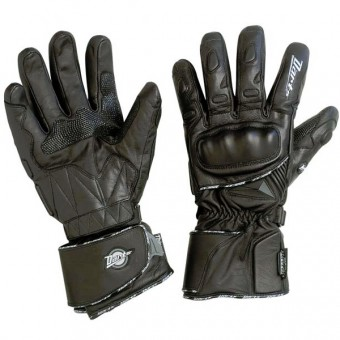 Motorcycle Gloves Darts Montana Black