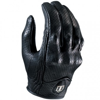 Motorcycle Gloves ICON Pursuit Black Mesh Woman