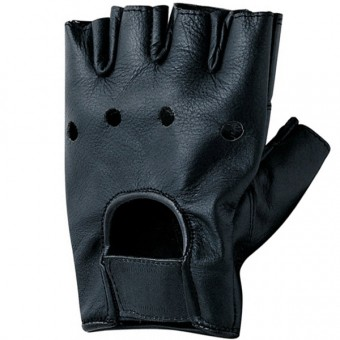 Motorcycle Gloves Ixon RS Chop Black