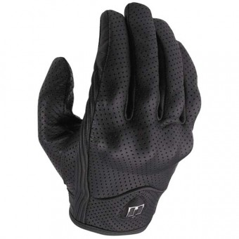 Motorcycle Gloves ICON Pursuit Black Mesh