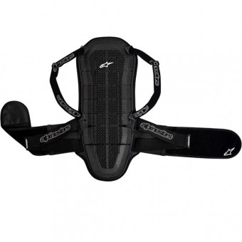 Back Protectors Alpinestars Bionic Air Back Protector Black