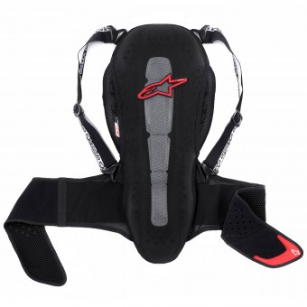 Back Protectors Alpinestars Nucleon KR-2 Black Red