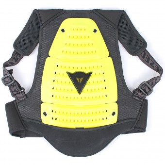 Back Protectors Dainese Spine Boy 2 Yellow Fluo