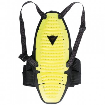 Back Protectors Dainese Spine S Yellow Fluo
