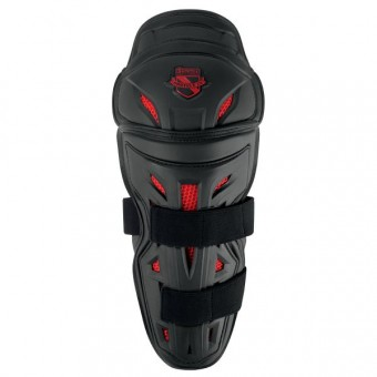 Knee Protectors ICON Stryker Knee Armor Black